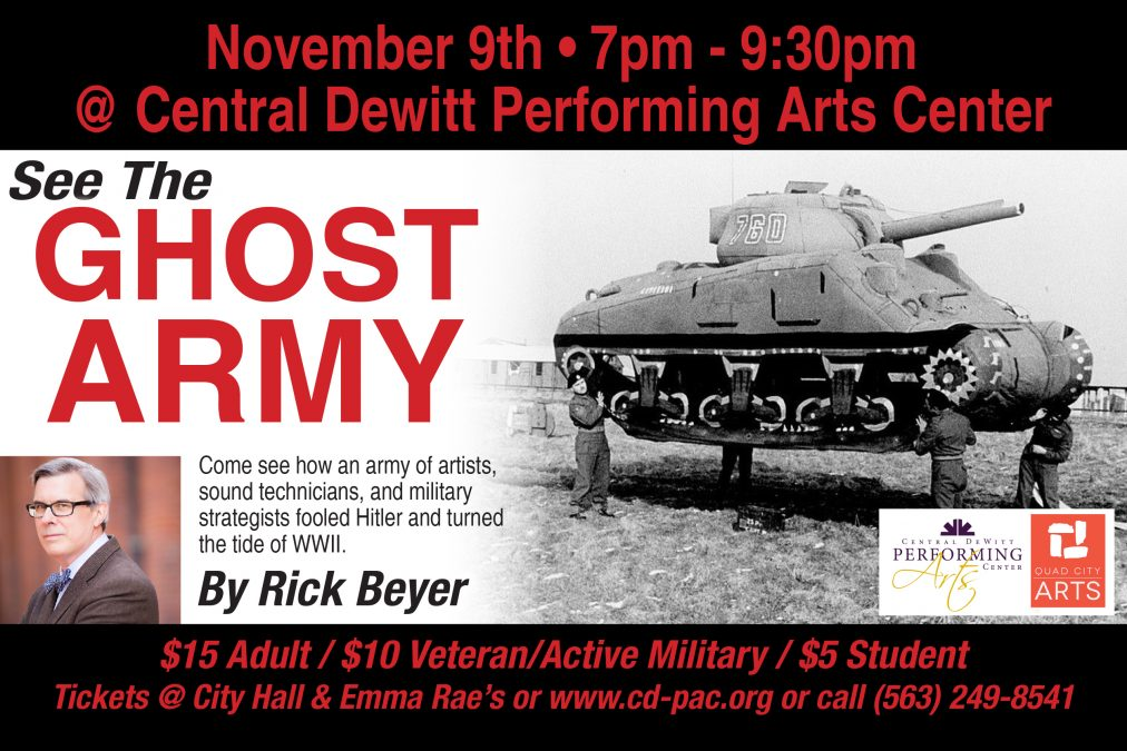 The Ghost Army with Rick Beyer