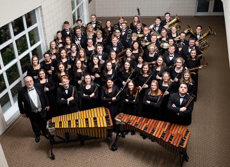 Wartburg Concert Band Wind Ensemble Midwest Tour: Dewitt, IA – CANCELLED